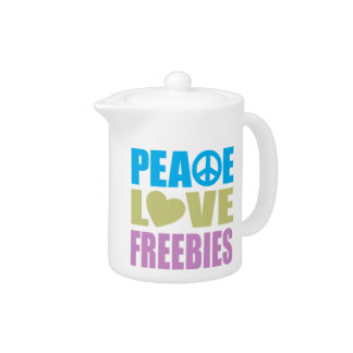 Peace Love Freebies