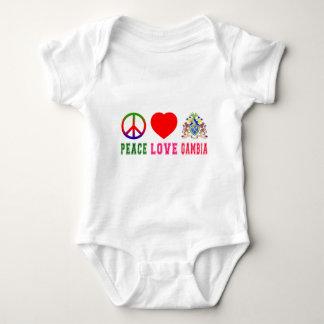 Peace Love Gambia Tees