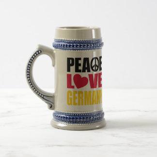 Peace Love Germany