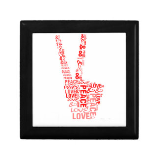 Peace & Love - Give peace a chance Gift Boxes
