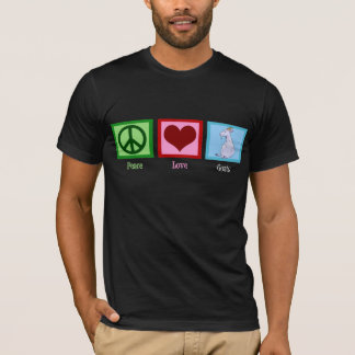 Peace Love Goats T-Shirt