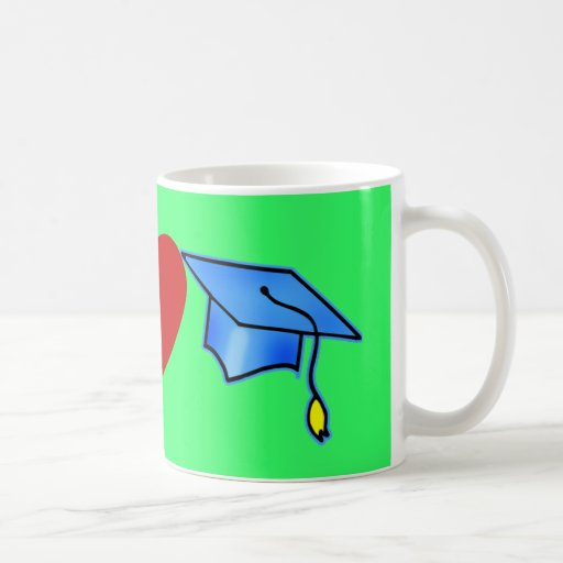 Peace Love Graduation T shirts and Grad Gifts Mugs