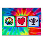 Peace, Love, Hanukkah