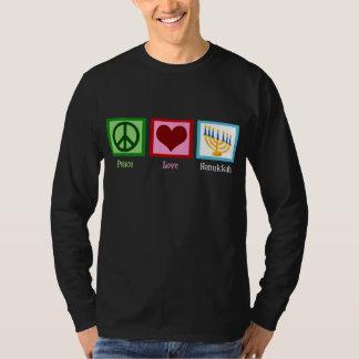 Peace Love Hanukkah T-Shirt