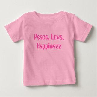 Peace, Love, Happiness Shirt