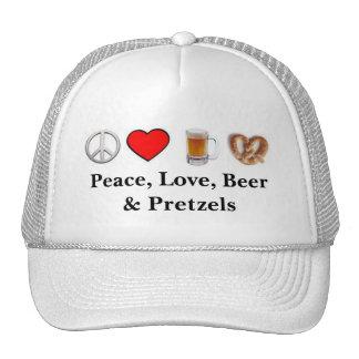 Peace, Love... Hat