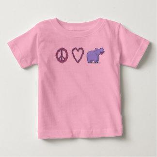 Peace, Love & Hipponess Tee Shirt