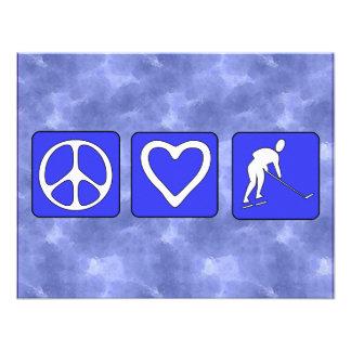 Peace Love Hockey Invite