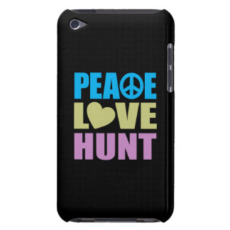 Peace Love Hunt iPod Touch Cover