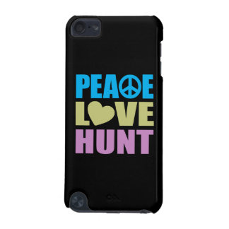 Peace Love Hunt iPod Touch (5th Generation) Covers