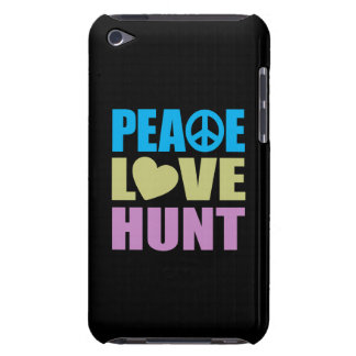 Peace Love Hunt Case-Mate iPod Touch Case