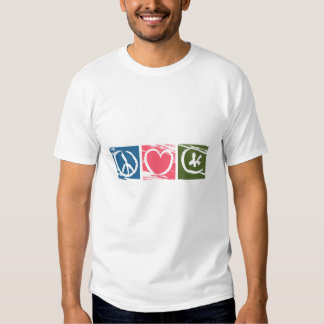 Peace Love Islam T-shirts