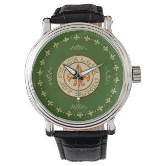 Peace Love Joy Gumbo Watch