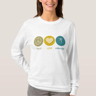 Peace Love Kinesiology T-Shirt