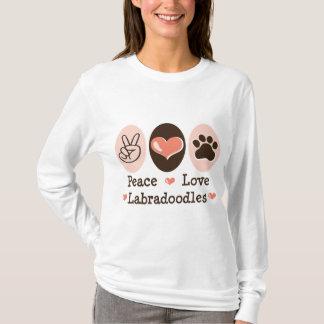Peace Love Labradoodles Hoodie