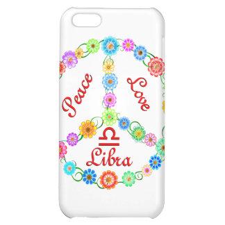 Peace Love Libra iPhone 5C Case