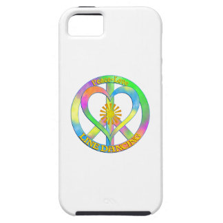 Peace Love Line Dancing iPhone 5 Covers