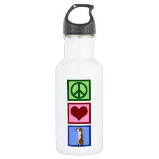 Peace Love Meerkats 532 Ml Water Bottle