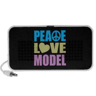 Peace Love Model PC Speakers