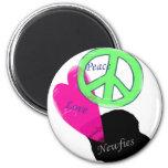Peace Love & Newfies