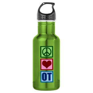 Peace Love Occupational Therapy 532 Ml Water Bottle