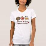 Peace Love Oktoberfest T shirt