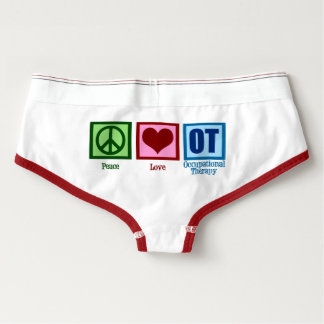 Peace Love OT Occupational Therapy Briefs