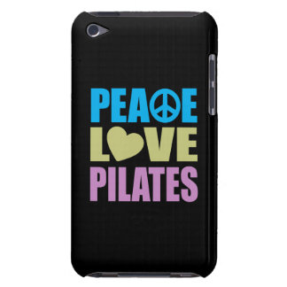 Peace Love Pilates Barely There iPod Cover
