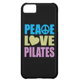 Peace Love Pilates iPhone 5C Case
