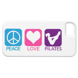 Peace Love Pilates iPhone 6 Case iPhone 5 Cases