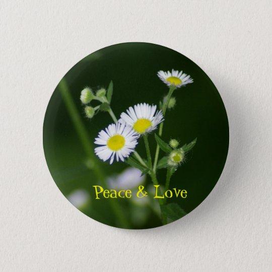 Peace & Love Pin