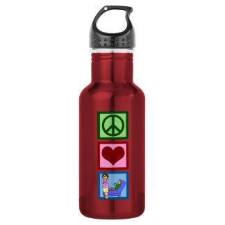 Peace Love Psychology 532 Ml Water Bottle