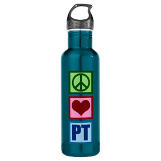 Peace Love PT 710 Ml Water Bottle