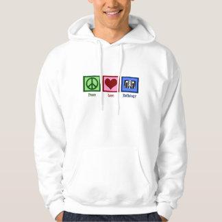 Peace Love Radiology Hoodie