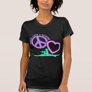 PEACE-LOVE-ROWING T-Shirt