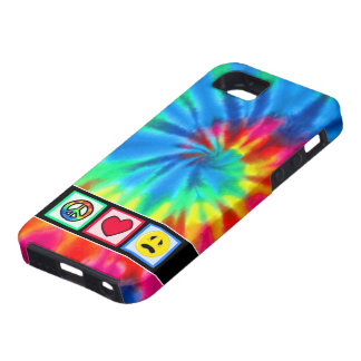 Peace Love Sadness iPhone 5 Covers