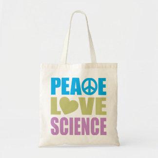 Peace Love Science