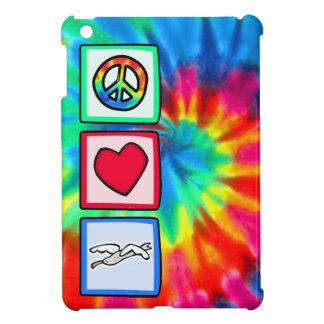 Peace, Love, Seagulls Case For The iPad Mini