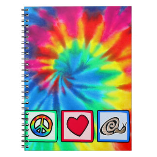 Peace, Love, Snails Journal
