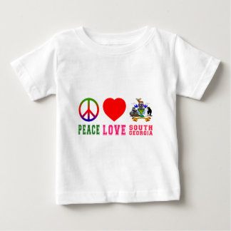 Peace Love South Georgia Tees