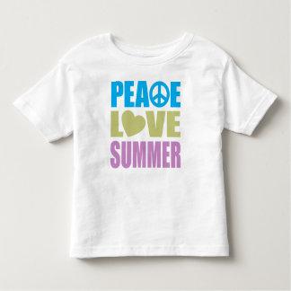 Peace Love Summer T-shirts