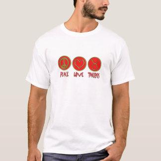 Peace Love Taurus T-Shirt