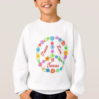 Peace Love Texas Sweatshirt