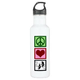 Peace Love Theatre 710 Ml Water Bottle