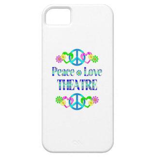 Peace Love Theatre iPhone 5 Case