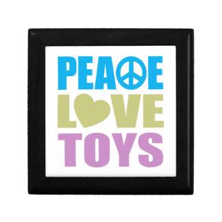 Peace Love Toys Small Square Gift Box