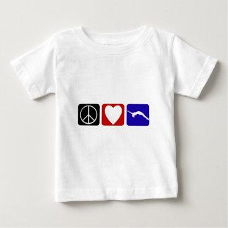 Peace Love Tumble Baby T-Shirt
