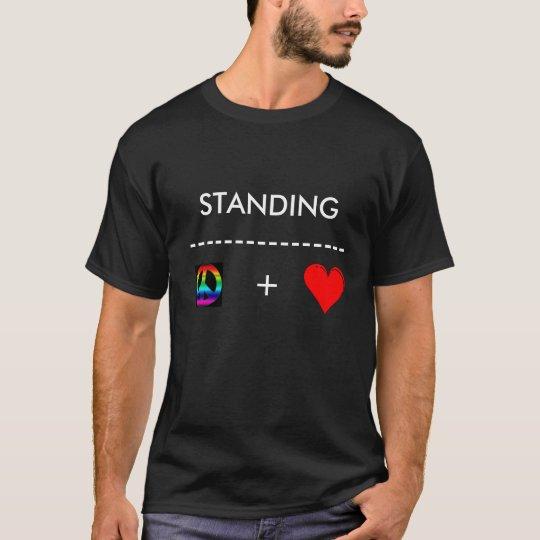 Peace, Love, Understanding T-Shirt