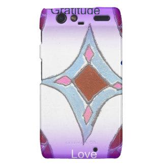 Peace Love Unity hakuna matata .png Motorola Droid RAZR Covers
