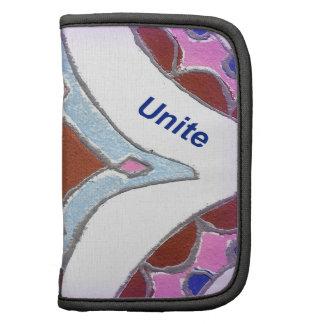 Peace Love Unity hakuna matata .png Folio Planners